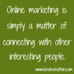 Two Easy Questions to Jump-Start Your Online Marketing - FelicityFields.com