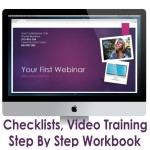 Your First Webinar 500x500