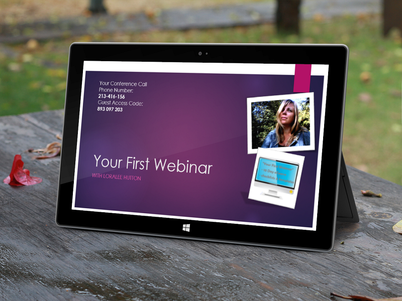 Your First Webinar_loralee_hutton